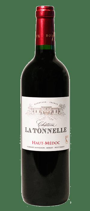 Chateau La Tonnelle Haut Medoc 2017